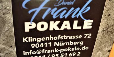 Daniel Frank Pokale in Nürnberg
