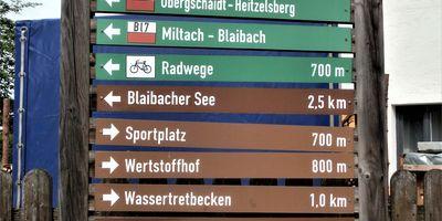 Gemeinde Blaibach in Blaibach