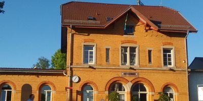 Bahnhof Friedrichshafen-Fischbach in Friedrichshafen