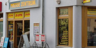Lotto-Shop, Presse Zentrum in Burg im Spreewald