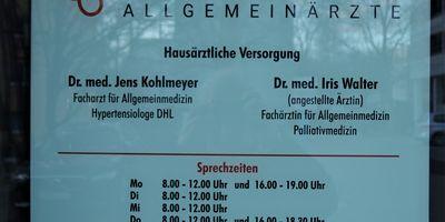 Kohlmeyer & Kollegen Jens Dr. med. Ärzte für Allgemeinmedizin in Regensburg