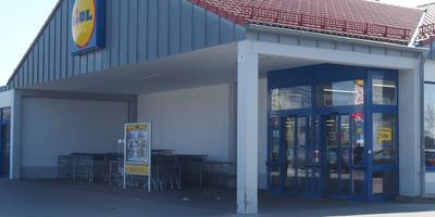 Lidl in Rottenburg an der Laaber