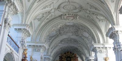 Evang. Gesamtkirchengemeinde, Geschäftsführendes Pfarramt u. Schlosskirche I in Friedrichshafen