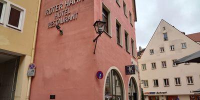 Hotel Roter Hahn in Regensburg
