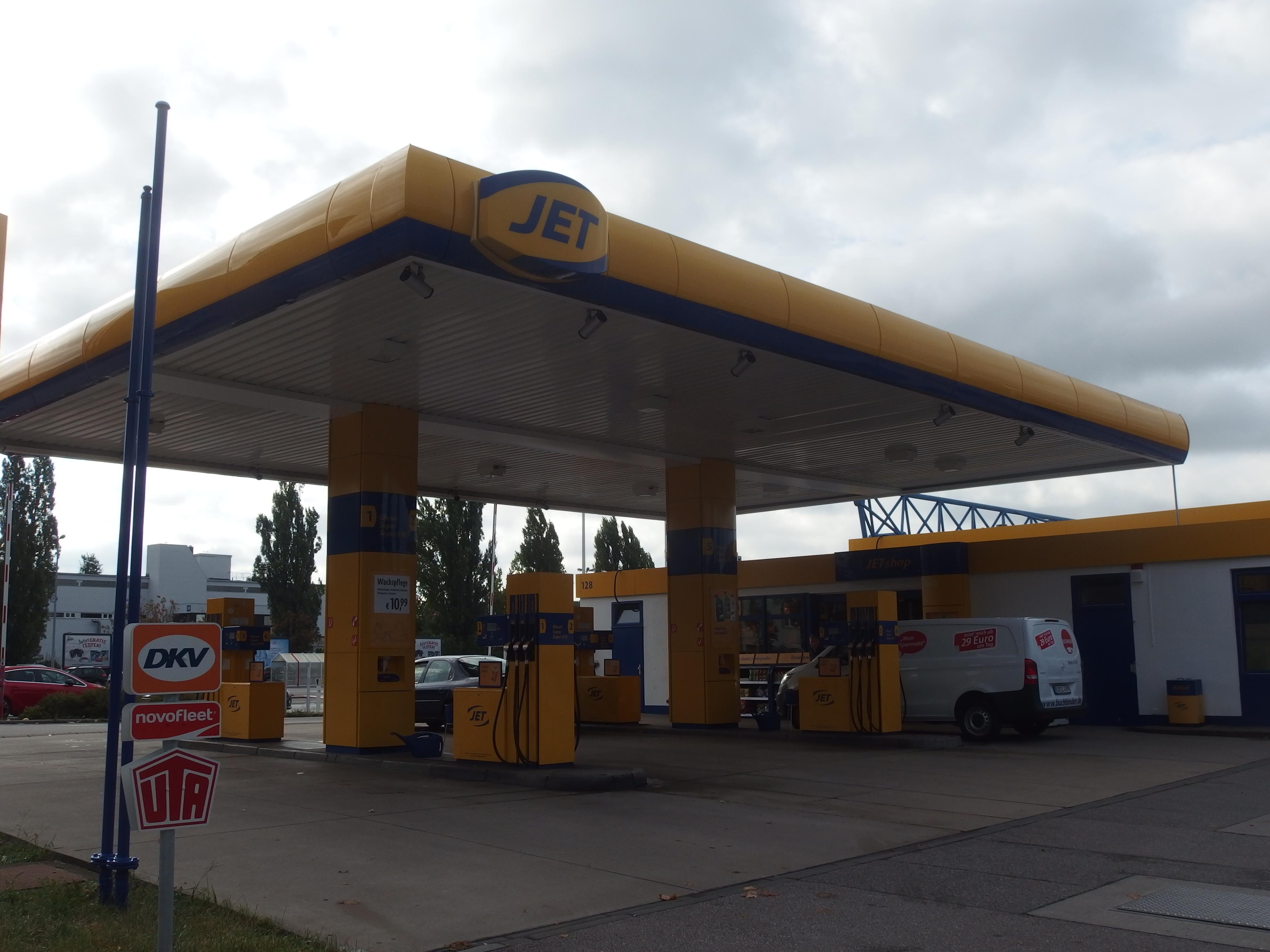 JET-Tankstelle in Donaustaufer Str. 128 93059 Regensburg-Weichs