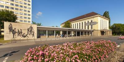Universität Erfurt in Erfurt