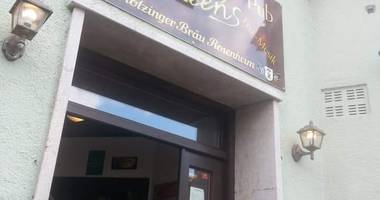 Queens Cafe & Pub in Wasserburg am Inn