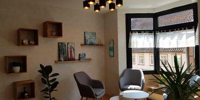 Das kleine Café Rolle rückwärts in Uslar