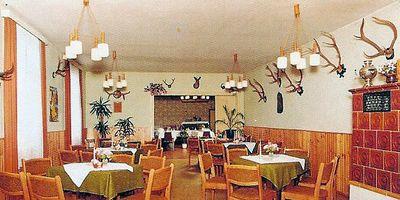 Gasthaus Waldschlößchen in Jena