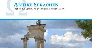 Antike Sprachen - Institut für Latein, Altgriechisch, Althebräisch Sprachschule in Berlin