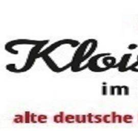 Kloistoibacher im Rosenstüble Restaurant in Karlsruhe