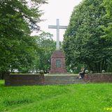 Schlossberg der Stadt Usedom in Usedom