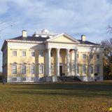 Schloss Wörlitz im Wörlitzer Park in Oranienbaum-Wörlitz Wörlitz