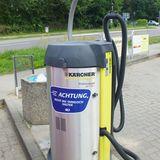 GO Tankstelle in Lichtenow Gemeinde Rüdersdorf