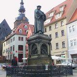 Lutherdenkmal in Lutherstadt Eisleben