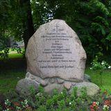 Gedenkstein für die deutschen Opfer von Flucht, Vertreibung und Mord in Anklam