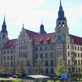 Landgericht in Halle an der Saale