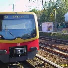 Berliner Parkeisenbahn gGmbH in Berlin