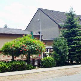 """Landgasthof """"Zur Lindenschenke"""" in Elsholz Stadt Beelitz in der Mark"""