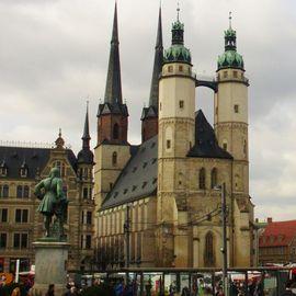 Marktkirche Unser lieben Frauen in Halle an der Saale