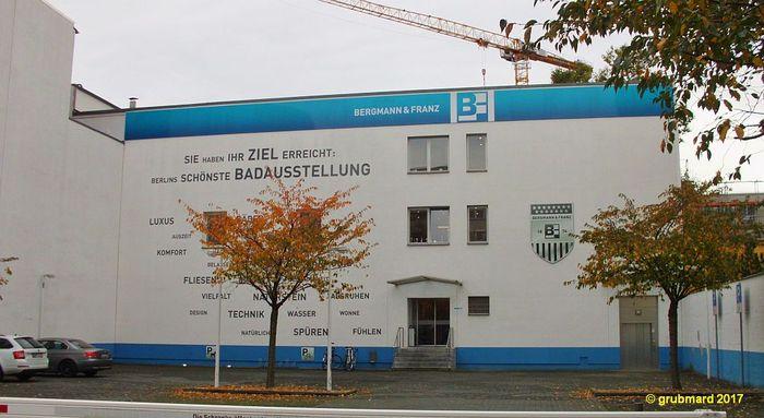 Bergmann franz nachf gmbh co kg verwaltung u ausstellung in berlin tiergarten im das - Fliesenausstellung berlin ...