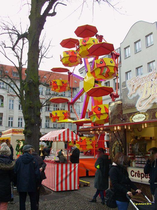 weihnachtsmarkt in friedrichshagen 2018