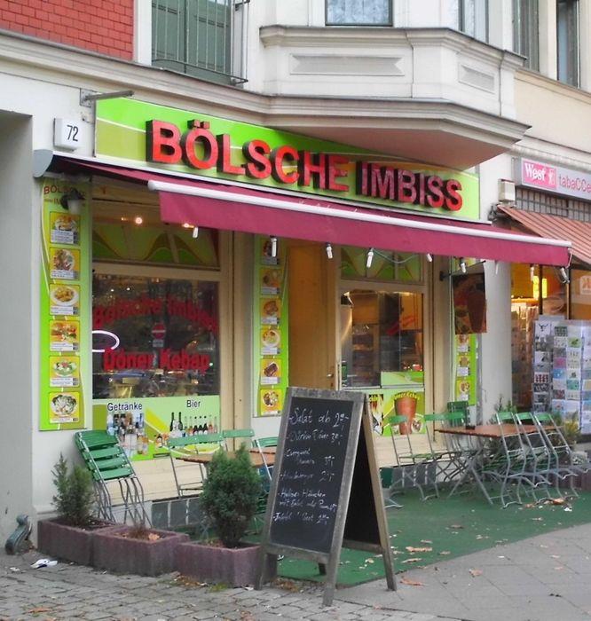 Restaurant Friedrichshagen Bölschestraße