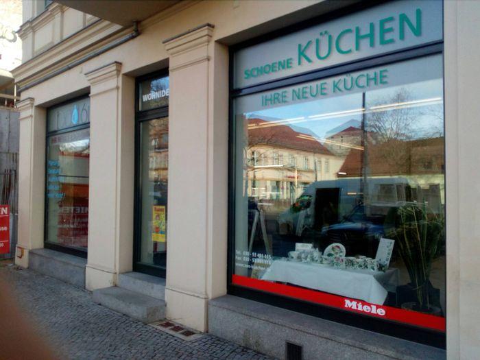 Zws schoene küchen 1 foto friedrichshagen stadt berlin friedrichshagen bölschestraße golocal