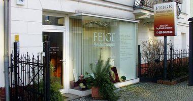 Bestattungshaus Feige in Berlin