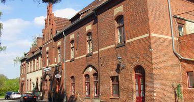 Schlafwagenhotel &Restaurant am Bahnhof Rehagen in Am Mellensee