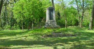 Deutsches Kriegerdenkmal Mellen in Mellensee in Mellensee Gemeinde Am Mellensee