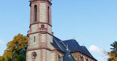 Lutherkirche Rudolstadt in Rudolstadt