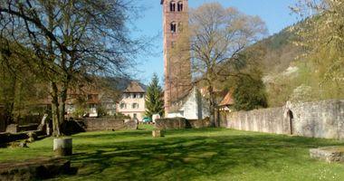Kloster & Jagdschloss Hirsau in Hirsau Stadt Calw