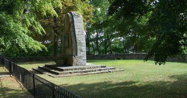 Deutsches Kriegerdenkmal Seeburg in Seegebiet Mansfelder Land Seeburg
