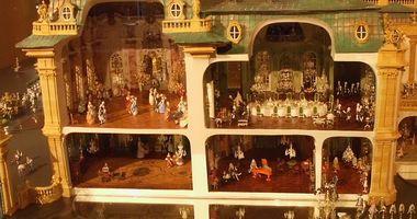 Dauerausstellung »Rococo en miniature« im Schloss Heidecksburg in Rudolstadt