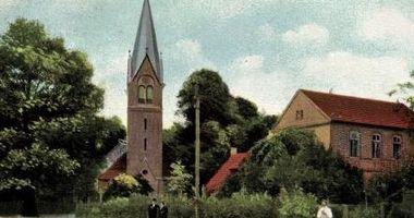 Dorfkirche Großziethen in Schönefeld bei Berlin