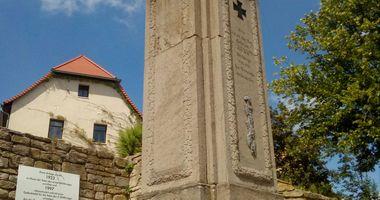 Deutsches Kriegerdenkmal Hedersleben in Lutherstadt Eisleben Hedersleben