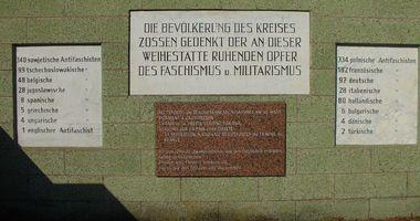 Gedenkstätte für die Opfer des Faschismus in Großbeeren