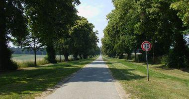 Siegessäule Hakenberg in Hakenberg Gemeinde Fehrbellin