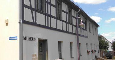 "Museum ""Haus Lebuser Land"" in Lebus"