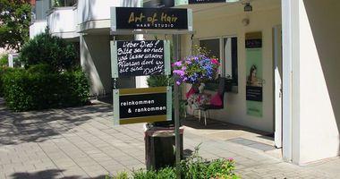 """Haarstudio """"Art of Hair"""" in Erkner"""