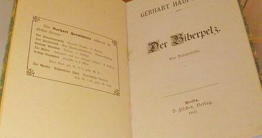 Gerhart-Hauptmann-Museum in Erkner