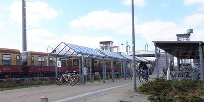S-Bahnhof Birkenstein in Hoppegarten