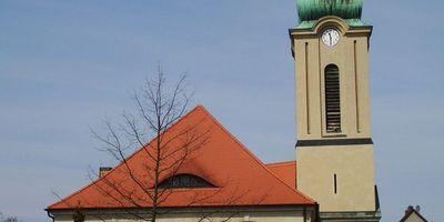Dorfkirche Neuzittau in Neu Zittau Gemeinde Gosen Neu Zittau