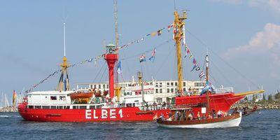 Feuerschiff-Verein ELBE 1 von 2001 e.V. in Cuxhaven