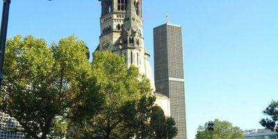 Kaiser-Wilhelm-Gedächtnis-Kirche in Berlin