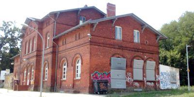 Bahnhof Seelow (Mark) in Seelow