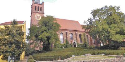 Stadtpfarrkirche Müncheberg Betreibergesellschaft mbH in Müncheberg