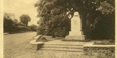 Deutsches Kriegerdenkmal Lebus in Lebus