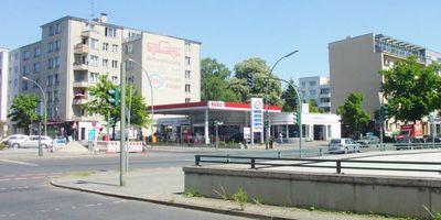 ESSO-Tankstelle Wilmersdorf in Berlin